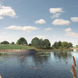 Exciting plans revealed for new public park in Cranleigh