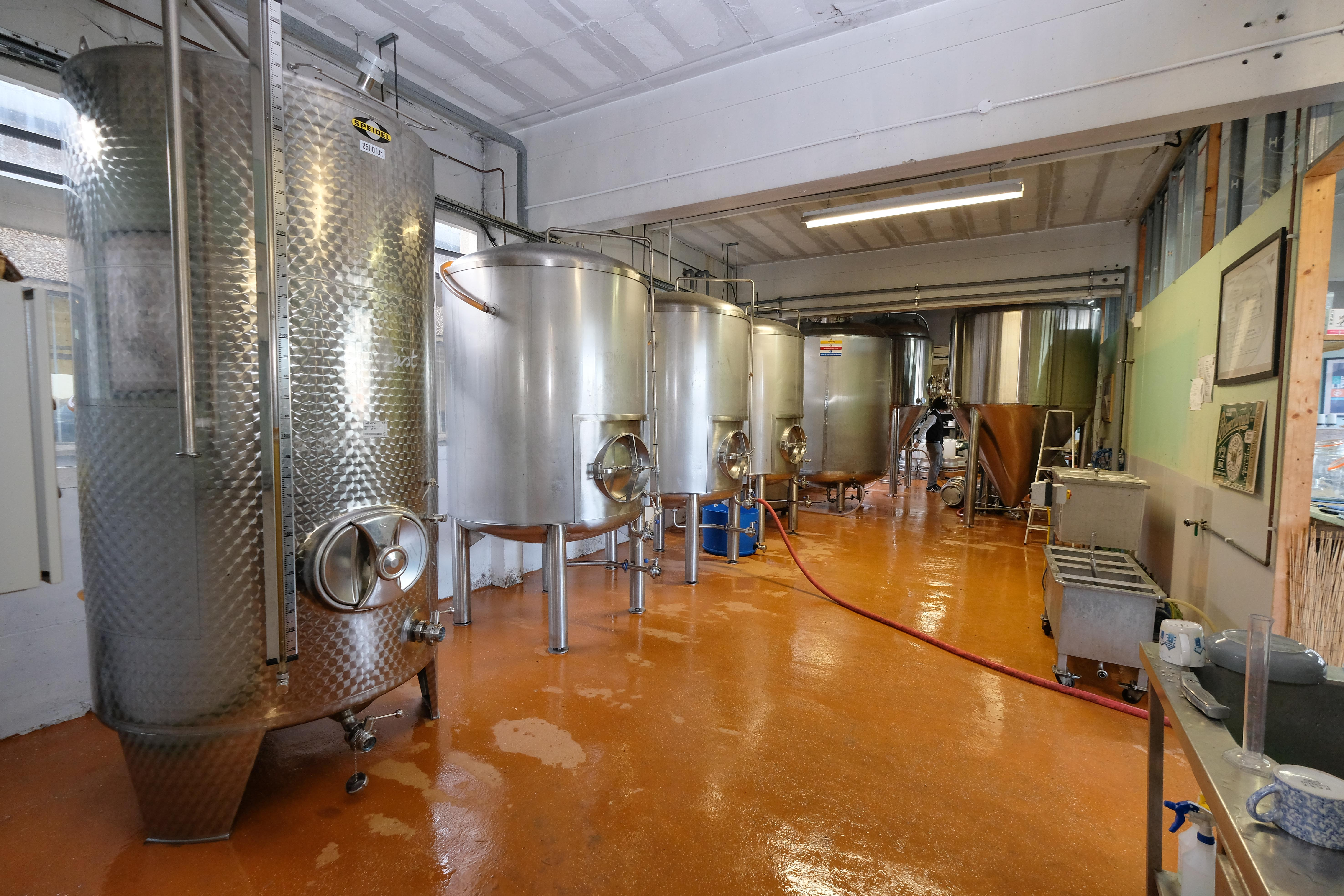 The Crafty Brewing Co. revitalises brewing in Guildford