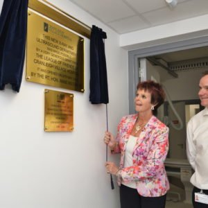Cranleigh donates nearly half a million of pounds for a new radiology department