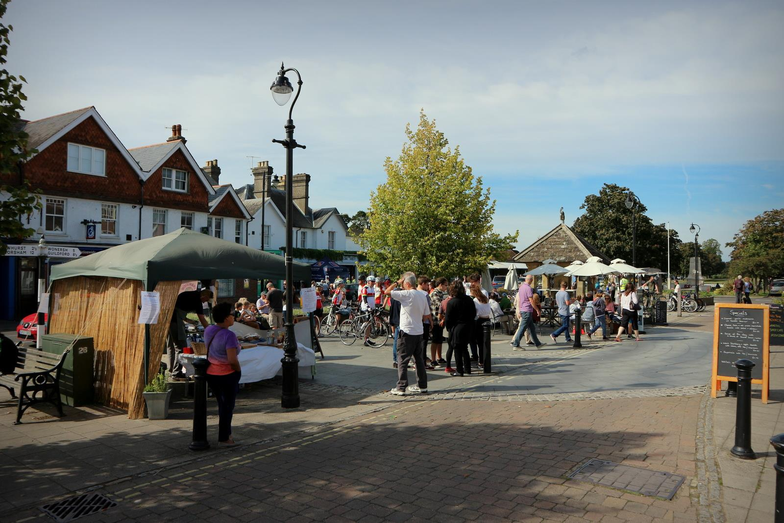 Cranleigh Chamber of Commerce reflects and looks to the future
