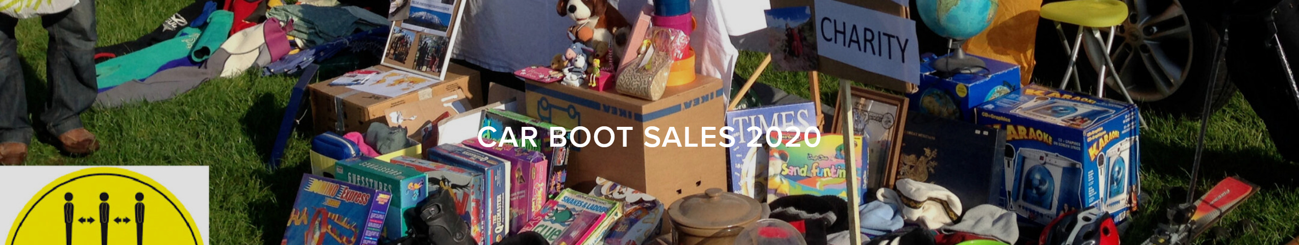 Cranleigh Car Boot Sale 2020