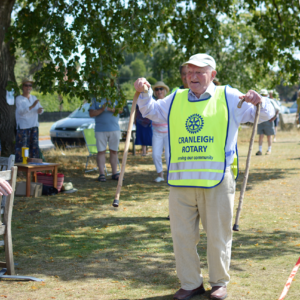 Cranleigh's Captain Tom completes his sponsored walk