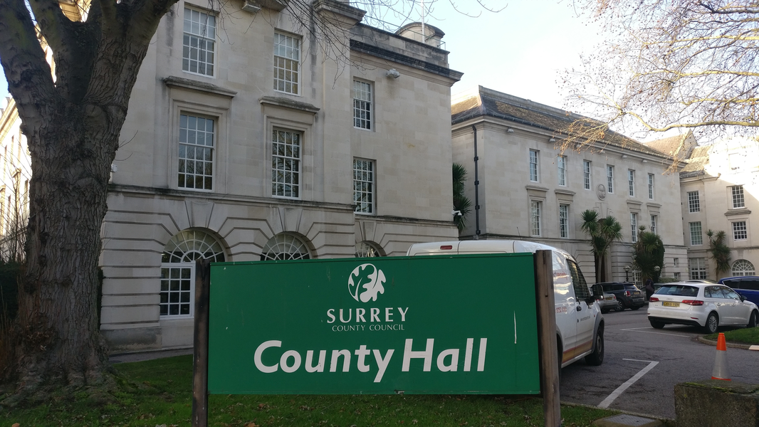 Surrey unitary authority could contribute to £3bn saving