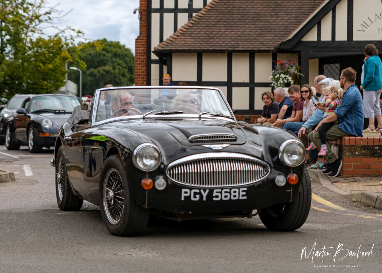 Cranleigh Lions Classics on the Drive