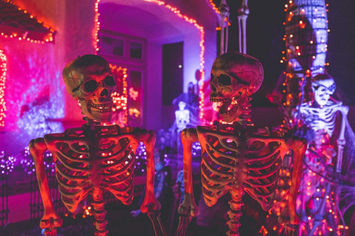Creepy Cranleigh Halloween Trail