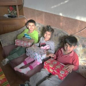 Romanian Children Shoebox Appeal 2020