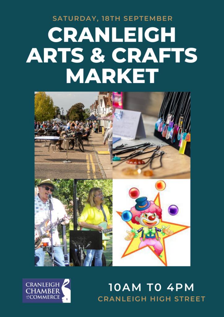Cranleigh Arts & Crafts Market