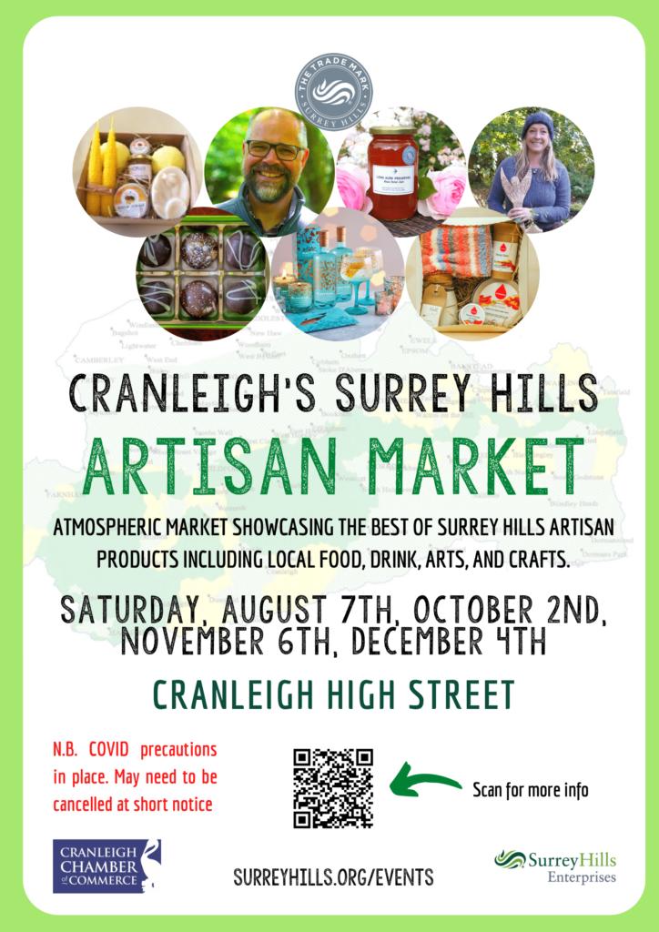 Surrey Hills Summer Artisan Market july 2020-1