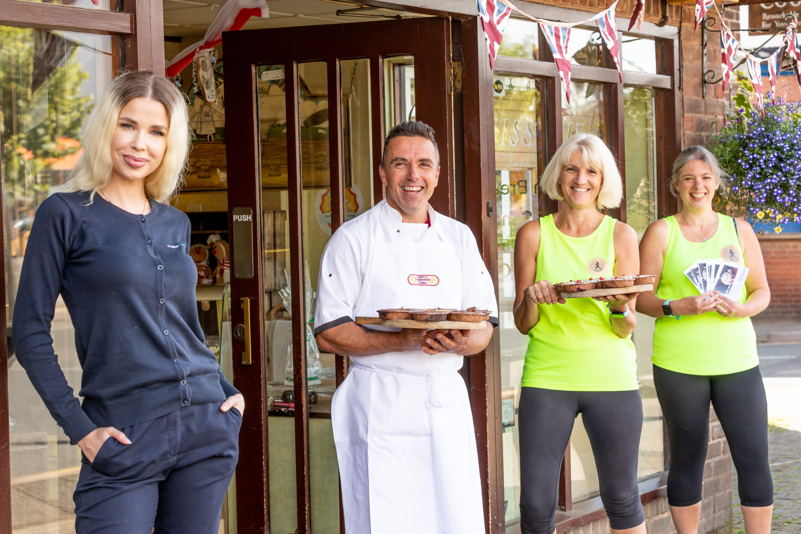Homebuilder supports Cranleigh businesses with 'Coffee on Us' initiative