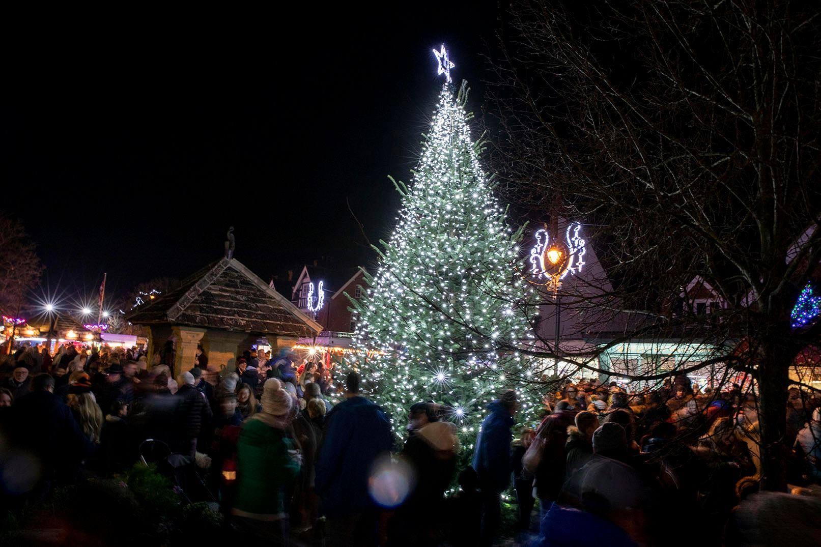 Cranleigh Christmas lights set for a spectacular year