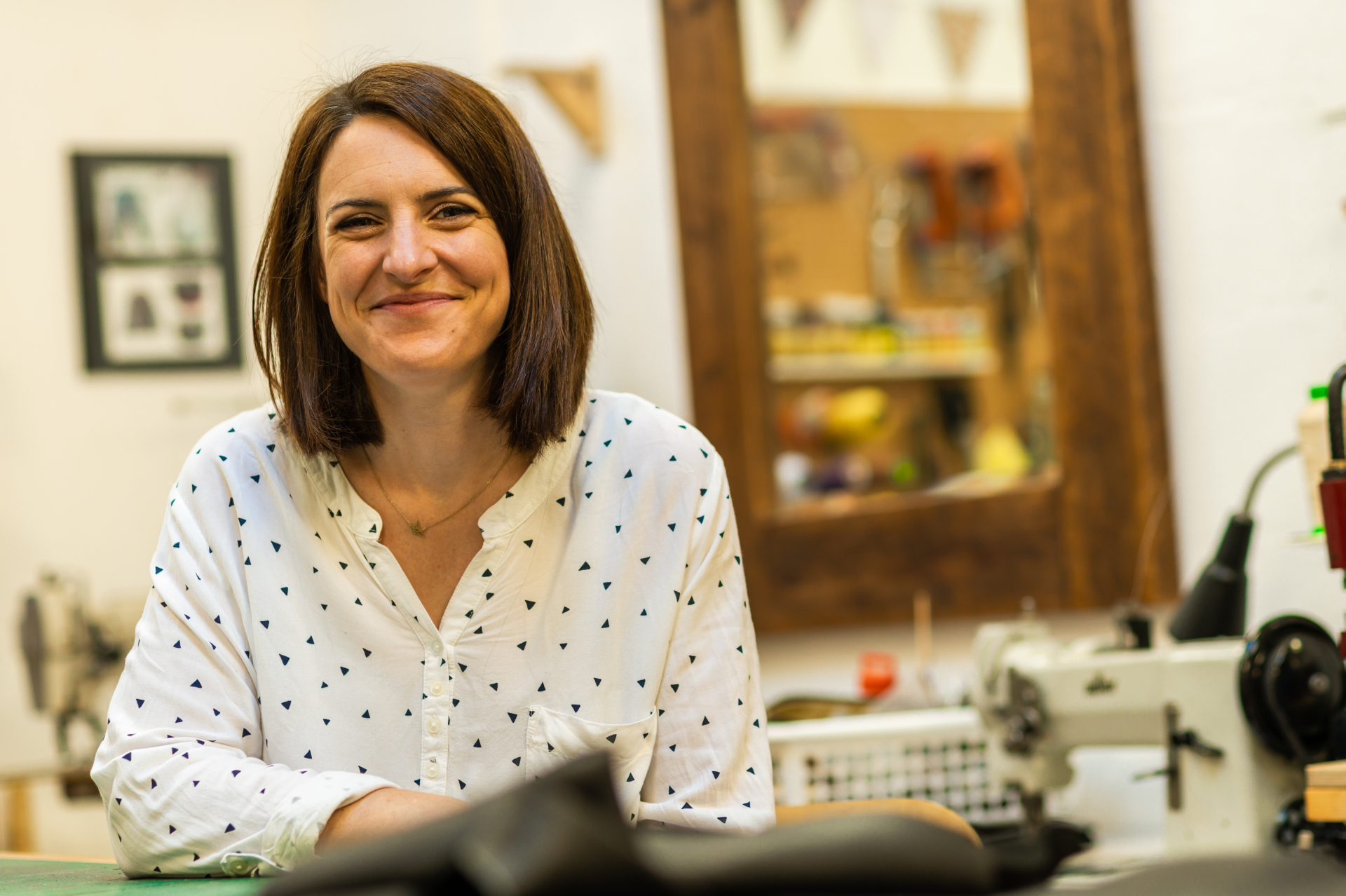 Rosanna Clare Leather Workshops in Cranleigh